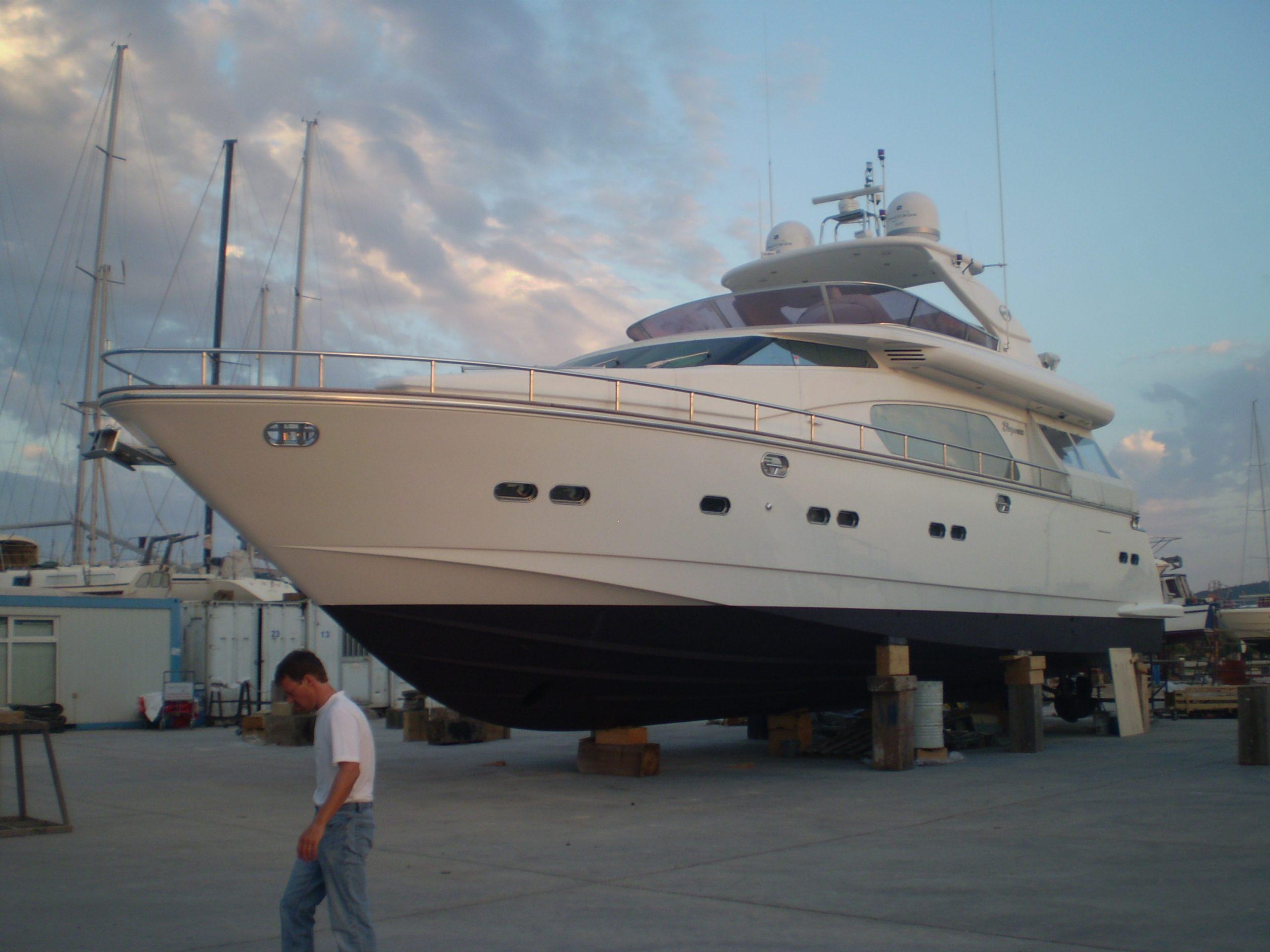 Yachty - danubemarine